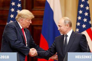 Путин предложил Трампу провести референдум на Донбассе - Bloomberg