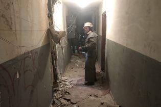 У Кривому Розі вибухом розвалило дві квартири, троє людей травмовані