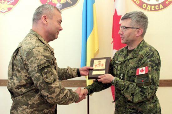 Армію Канади очолив онук українських мігрантів