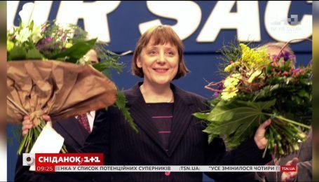 История жизни самой влиятельной немецкой фрау - Ангелы Меркель