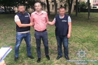В Киеве задержали адвоката, который подстрекал клиента на взятку судье