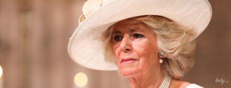 Именинница дня: стильные выходы 71-летней герцогини Корнуольской Камиллы