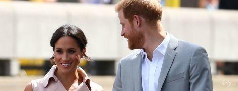 У новій сукні та на шпильках: герцогиня Сассекська Меган сходила на виставку з принцом Гаррі