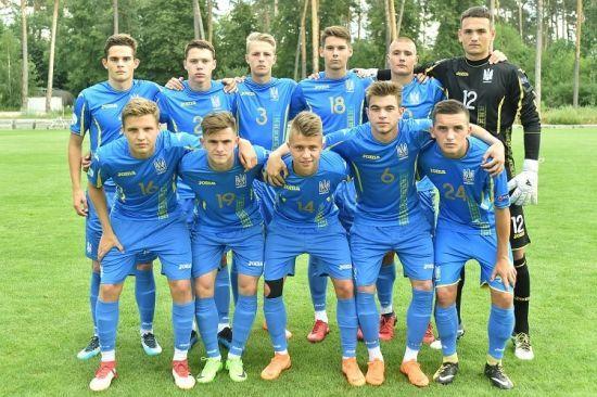 Збірна України стартує на молодіжному Євро-2018: календар матчів
