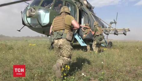 Учения авиации в районе Операции объединенных сил
