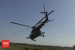 В районе ООС провели учения на случай сбития украинского самолета диверсантами