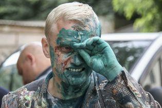"""""""Зеленкою не обійдеться – ти просто зникнеш"""": Шабунін розповів про погрози після нападу"""