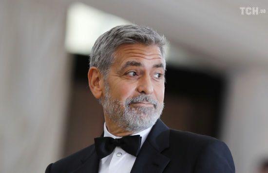 Джорджа Клуні визнано найоплачуванішим актором у світі