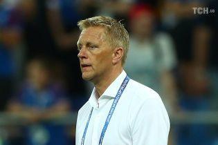 Главный тренер сборной Исландии покинул свой пост