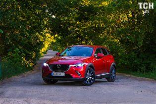Mazda CX-3: портативная зажигалка