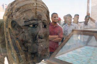 В Єгипті знайшли унікальну майстерню муміфікації з артефактами жреців