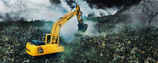 Отруйний полігон у Підгірцях. Київ опинився на порозі сміттєвої катастрофи