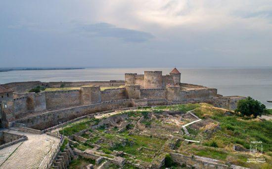 Аккерманську фортецю заявили до попереднього списку ЮНЕСКО