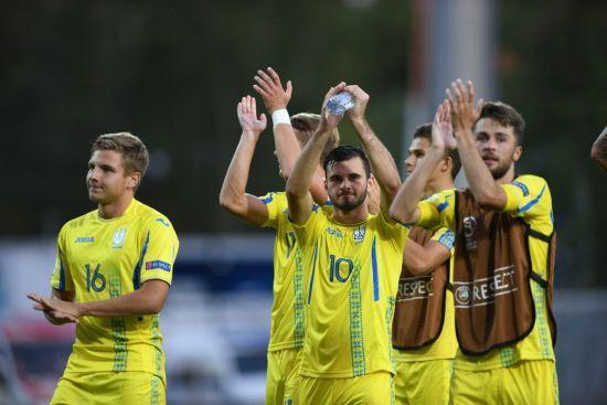 Збірна України обіграла Францію на старті Євро-2018