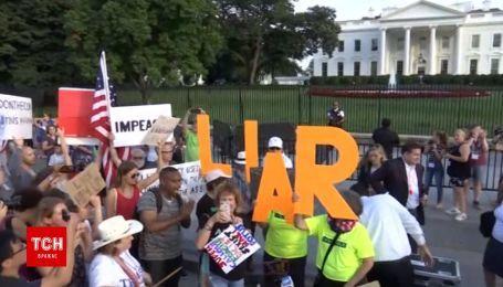 Лжец! Трампа после переговоров с Путиным встретили акцией протеста