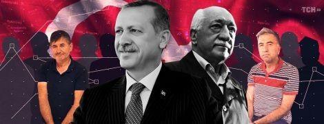 Україна таємно передала Ердогану двох підозрюваних у держперевороті: що відомо