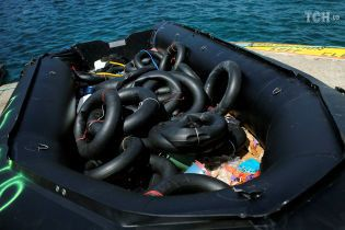 Біля берегів Кіпру потонуло судно з мігрантами: щонайменше 19 загиблих