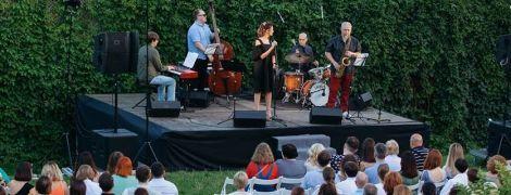 Джаз на пляжі і в саду: найцікавіші концерти у Києві