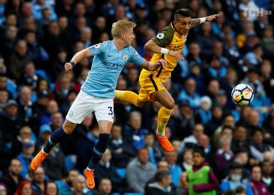 """""""Манчестер Сіті"""" збирається продати українця Зінченка - Sky Sports"""