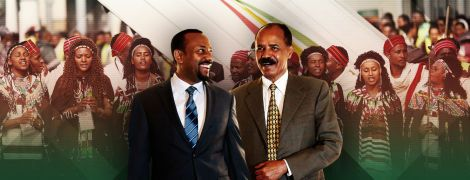 Формула миру між Ефіопією та Еритреєю