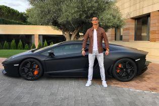 Роналду продает свой суперособняк в Мадриде, который оценили в 5 миллионов евро