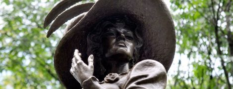 В Харькове открыли памятник актрисе Людмиле Гурченко