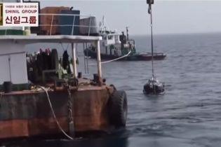 У берегов Южной Кореи нашли затопленный российский корабль, в котором может быть 200 тонн золота