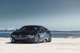 Новая платформа BMW объединит ДВС с электромотором
