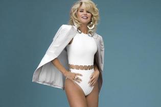 Неповторна: 64-річна Крісті Брінклі продемонструвала розкішну фігуру у купальнику
