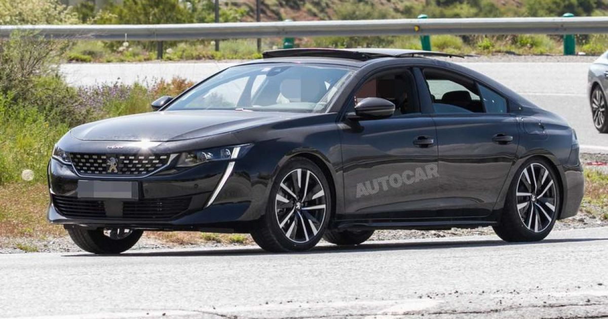 Peugeot 508 Gt Will Feature A Hybrid All Wheel Drive Transmission News