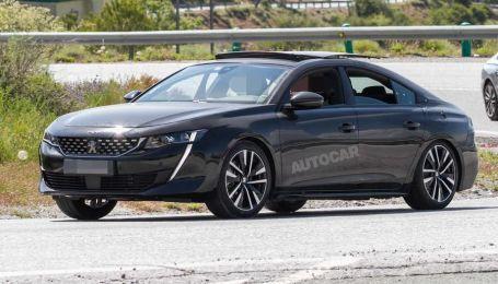 Peugeot 508 GT оснастят гибридной полноприводной трансмиссией