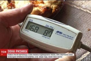 Зона ризику. Третина українців мають схильність до серцево-судинних захворювань
