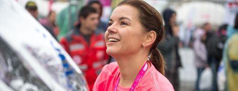Маричка Падалко с мужем примут участие в заплыве через Босфор. Им нужно будет проплыть 6,5 км
