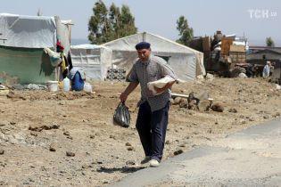Росія та Франція вперше відправили до Сирії спільну гуманітарну допомогу
