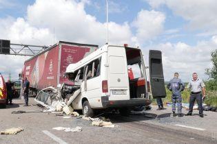 Жуткое ДТП на Житомирщине: задержанному владельцу маршрутки сообщили о подозрении