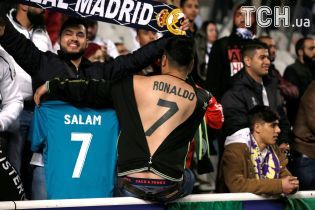 """В """"Реале"""" нашли, кому отдать легендарную семерку Роналду"""