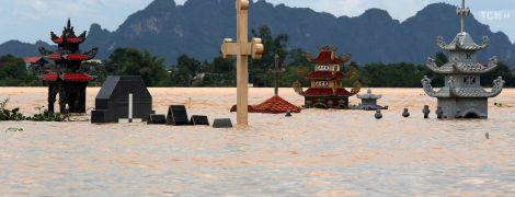 Шторм во Вьетнаме убил десятки людей и тысячи животных