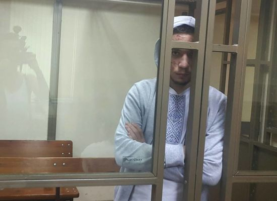 Справа Павла Гриба: зачитавши звинувачення у тероризмі, справу відправили на доопрацювання