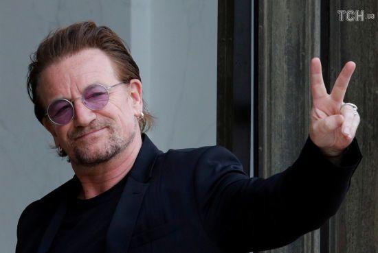 Легендарний гурт U2 названо найоплачуванішими музикантами року