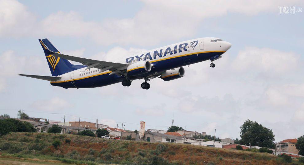 Ryanair погрожує скоротити флот у країнах ЄС, якщо не скасують страйк