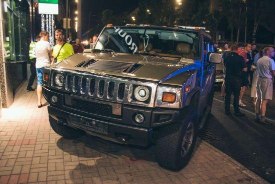 Водій Hummer, який на смерть збив дівчинку, не був власником авто