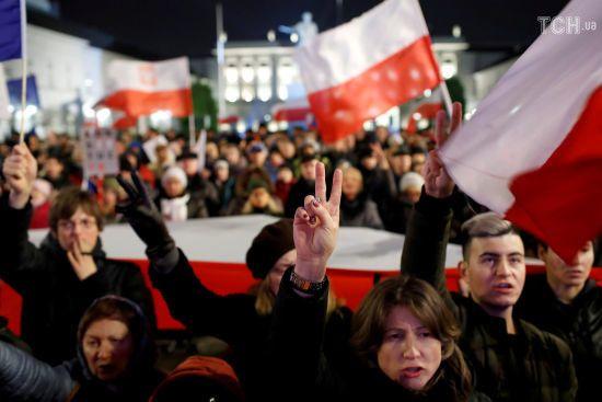 Польща доєдналась до Кримської декларації США, Україна вітає рішення країн