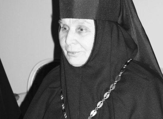 Померла монахиня, яка попередила замах на Патріарха Філарета