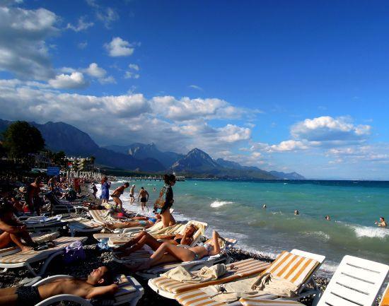 У Туреччині підрахували кількість відпочивальників із України