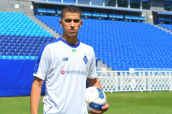 """Офіційно. """"Динамо"""" підписало контракт з юним бразильцем"""