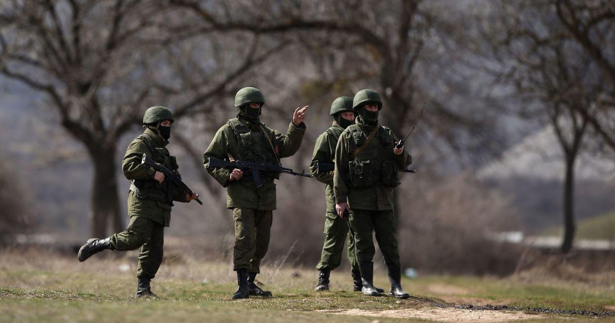 Британія занепокоєна військовою активністю РФ біля кордонів України