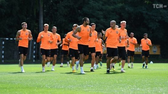 """Четверо гравців """"Шахтаря"""" пропустили тренування перед матчем з """"Динамо"""""""