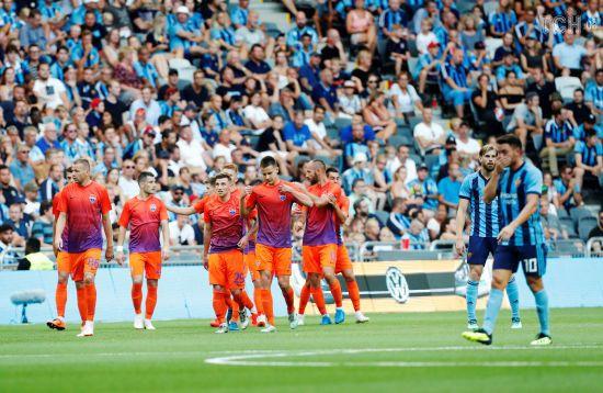 """""""Маріуполь"""" в овертаймі переміг """"Юргорден"""" та вийшов до наступного раунду Ліги Європи"""