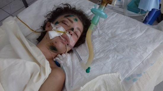 На Київщині у лікарні без тями лежить постраждала у ДТП. Медики просять допомогти її опізнати