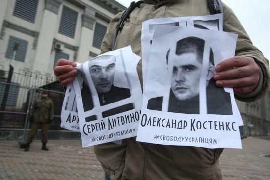 Геращенко розповіла, коли звільнений політв'язень Костенко прибуде до Києва